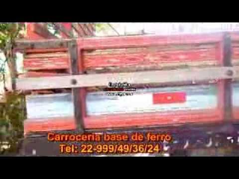 CARROCERIA A VENDA -SÃO FRANCISCO DE ITABAPOANA, RJ