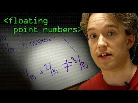 Floating Point Numbers – Computerphile