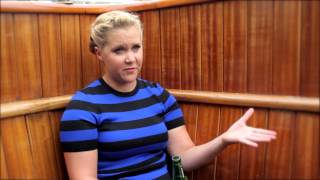 Interview Amy Schumer - Camera & montage