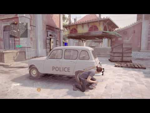 Uncharted 4: A Thief's End1v1 He laged out
