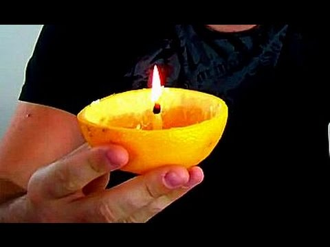 Orange Candle – Zombie Survival Tips #3