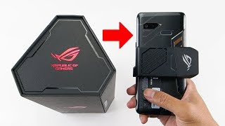 Download Video Buka box ROG PHONE Indonesia + Main PUBG Mobile MP3 3GP MP4