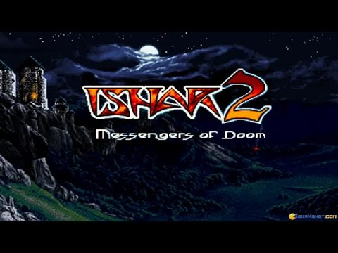 Ishar 2 : Messengers of Doom Atari