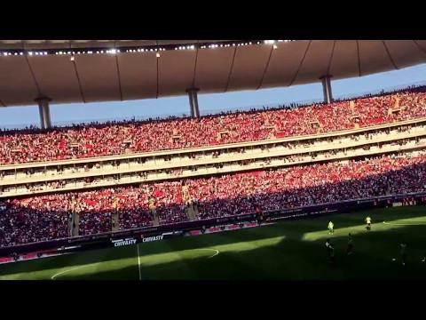 IMPRESIONANTE: Afición de Chivas en el Clásico Tapatío Cuartos de final 2017 - La Irreverente - Chivas Guadalajara