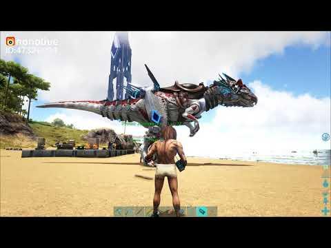 ARK: Survival Evolved - Khám phá mod Prometheus v5™ - Thời lượng: 54 phút.