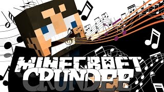 Minecraft: CRUNDEE CRAFT | DERP SSUNDEE RAP!! [39]