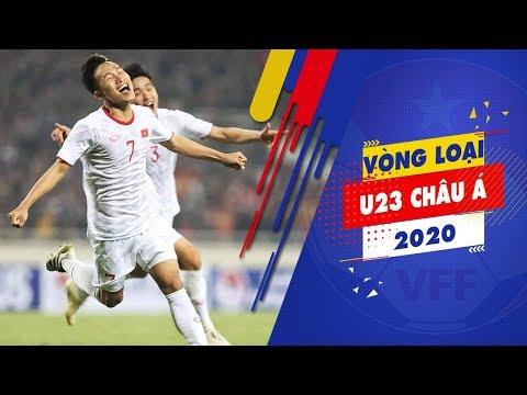 Triệu Việt Hưng tỏa sáng phút bù giờ, đem về 3 điểm quý giá cho ĐT U23 Việt Nam | VFF Channel - Thời lượng: 5 phút, 20 giây.