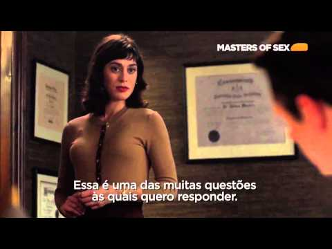 Masters Of Sex - Trailer Legendado