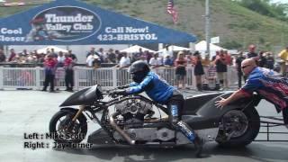 Video Nitro Harley - High Light Qualifying 3 at the NHRA 20110618 MP3, 3GP, MP4, WEBM, AVI, FLV Mei 2017