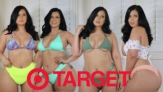 Video I SPENT $300 ON TARGET SWIMSUITS! MP3, 3GP, MP4, WEBM, AVI, FLV Agustus 2018