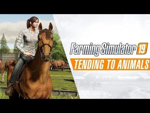 Tending to Animals Gameplay Trailer #2