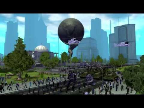 City of Heroes -