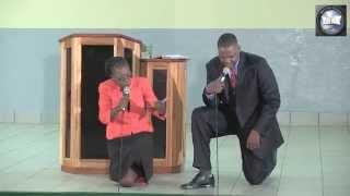 Manzini Swaziland  City pictures : Pastor Mackenzie Kambizi - God Restores (Manzini Swaziland - 31 May 2014)