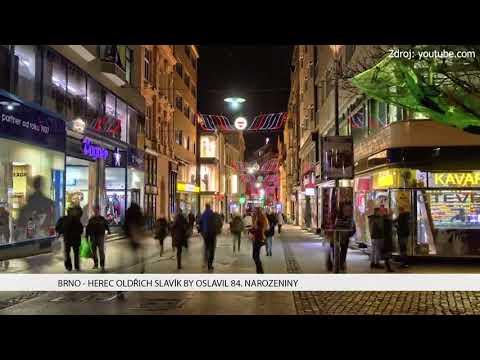 TV Brno 1: 15.12.2017 Herec Oldřich Slavík by oslavil 84. narozeniny