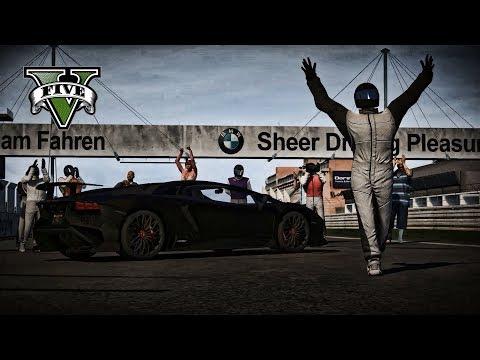 GTA V - ✪ Cinematic Experience | Nürburgring