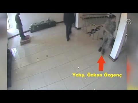 Βίντεο με τους 8 Tούρκους αξιωματικούς που ήρθαν στην Ελλάδα έδωσε στη δημοσιότητα η Άγκυρα…