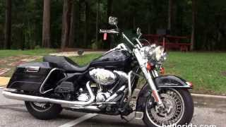 6. Used 2012 Harley Davidson Road King Motorcycles for sale