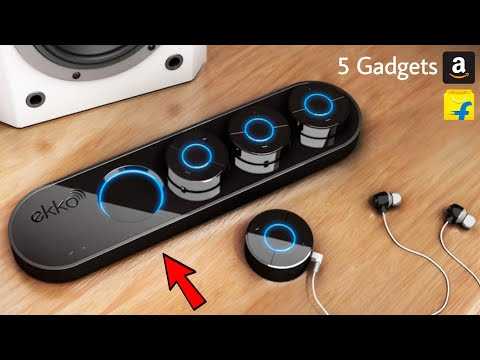5 HiTech CooL GADGETS You Can Buy on Amazon ✅ NEW TECHNOLOGY FUTURISTIC GADGETS