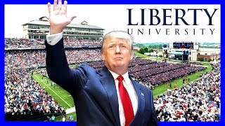 President Donald Trump Speech at Liberty University Commencement Ceremony 5/13/17 Trump LIVE STREAM