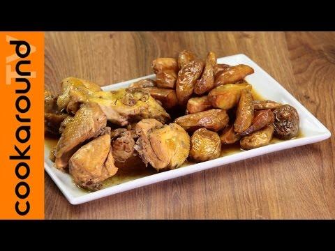 pollo aromatico alla birra rossa - ricetta