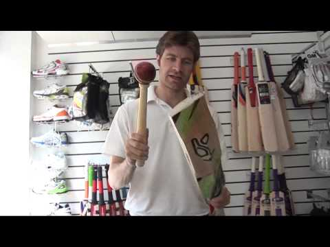 how to care cricket bat