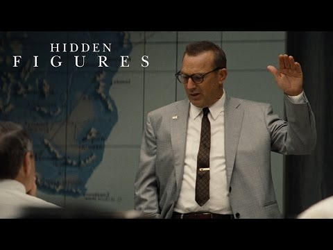 Hidden Figures (Featurette 'Behind the Numbers')