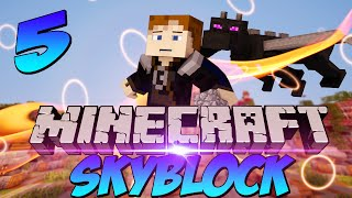 Minecraft Skyblock Ep - 5 - New Upgrades!