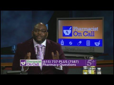 Pharmacist On Call: January 2015
