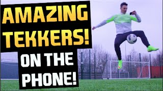 Nonton Amazing Skills While On The Phone   F2freestylers   Top Eleven 2015 Film Subtitle Indonesia Streaming Movie Download