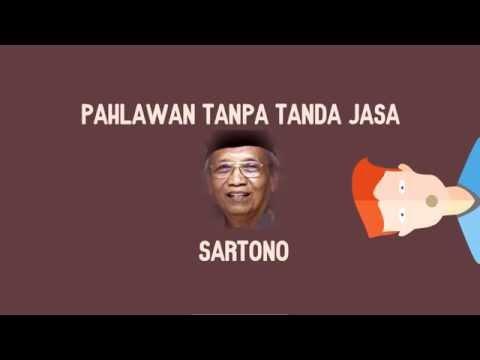 [INFOTERIA] Eps Hari Guru - Sartono, Pahlawan Tanpa Tanda Jasa