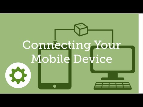 Camtasia Studio 8: Connecting Your Mobile Device