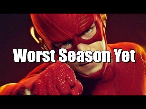 The Flash Season 6 is The Worst Season Yet