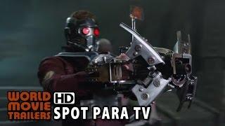 Guardiões da Galáxia Spot - Mundo (2014) HD