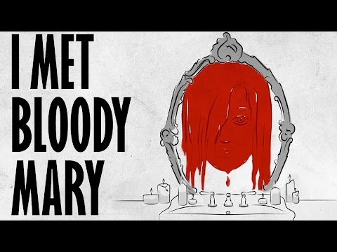 I MET BLOODY MARY IRL // Something Scary | Snarled
