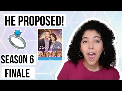 GOOD WITCH SEASON 6 FINALE || Hallmark Channel series