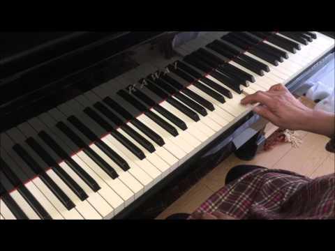 (ビフォー)大人初心者「カノン」を弾いてみた。