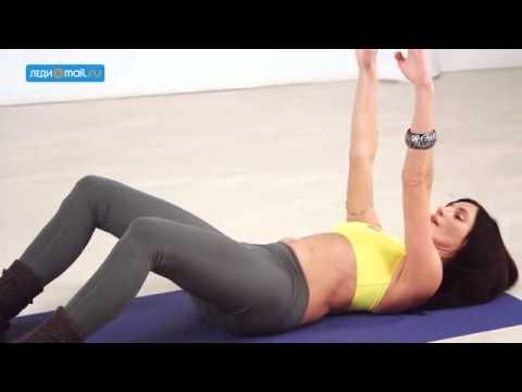 Мужчины фитнес видео уроки для похудения