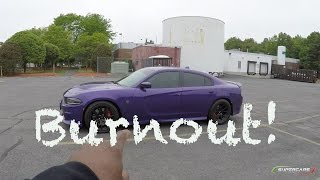 Charger Hellcat Burnout & F1 Karting: Boston Fan Meet 2016 Day 3 by DoctaM3's Supercars Personified