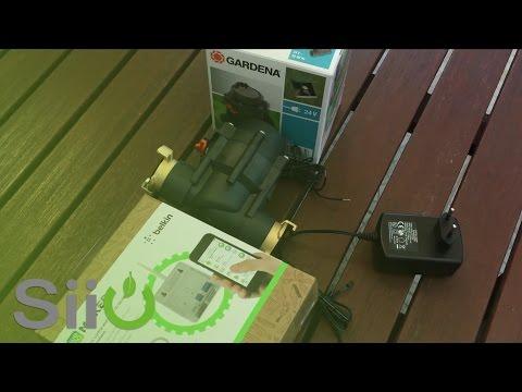 Belkin WeMo Maker - Gardena automatische Bewässerungssteuerung via Smartphone | SmartHome Blog