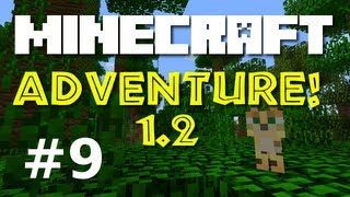 "Minecraft Adventure! E09 ""Cat Disaster!""  (Game-play/Commentary)"