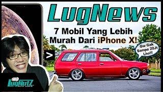 Video 7 Mobil Di Indonesia Yang LEBIH MURAH Dari iPhone X! - LUGNEWS | LUGNUTZ Indonesia MP3, 3GP, MP4, WEBM, AVI, FLV Oktober 2018