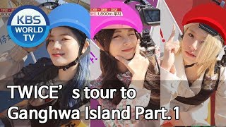 Video Dahyun, Chaeyoung and Tzuyu's healing tour to Ganghwado Island Part.1[Battle Trip/2019.05.26] MP3, 3GP, MP4, WEBM, AVI, FLV Juni 2019