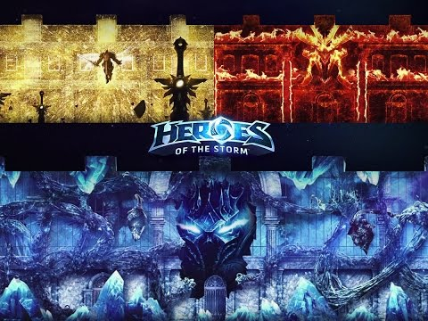 Heroes of the Storm Launch Event Recap [EN]