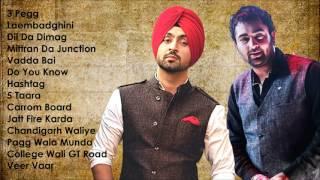 Video Best of Diljit Dosanjh & Sharry Maan | Audio Jukebox | Latest Punjabi Songs Collection MP3, 3GP, MP4, WEBM, AVI, FLV Juli 2018