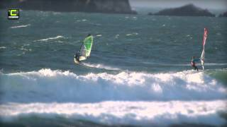 WINDSURFING - CAMPELO Y SWIFT EN CHILE - CARBONO HD