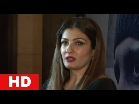 Raveena Tandon At Special Screening Of Film Wazir