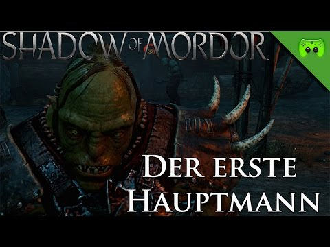 MORDORS SCHATTEN # 9 - Der erste Hauptmann «» Let's Play Mittelerde Mordors Schatten | HD
