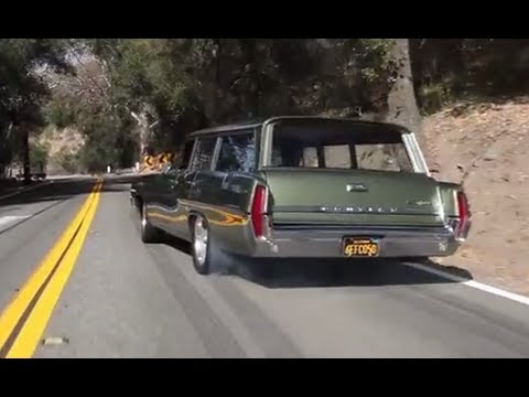 Big Burnouts: 1964 Pontiac Catalina Safari – /BIG MUSCLE