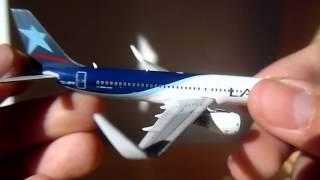 Video Phoenix Models | LAN Airbus A320-200 1/400 Unboxing y Review [HD] MP3, 3GP, MP4, WEBM, AVI, FLV Juni 2018