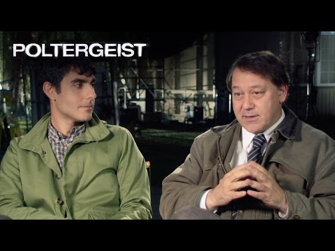 Poltergeist (Featurette 'Sam Raimi and Gil Kenan')